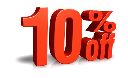 10% discount on End Of Tenancy Cleaning