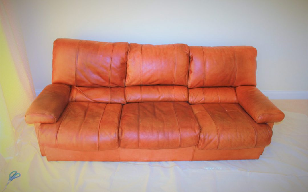 Leather Cleaning & Restoration