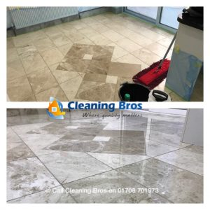 Marble floor polishing London