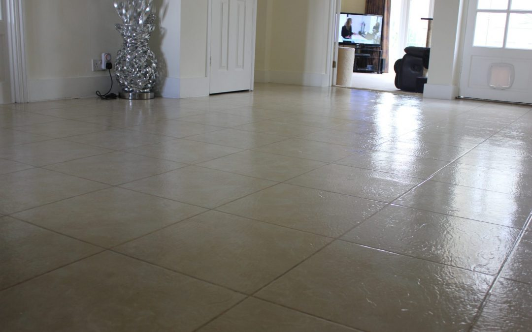 Karndean & Amtico Floor Cleaning & Sealing