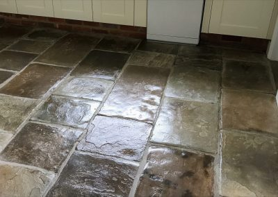 Stone Floor Cleaning & Maintenance
