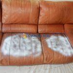Aniline leather restoration London 1