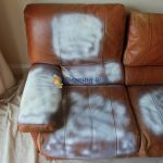 Aniline leather restoration London
