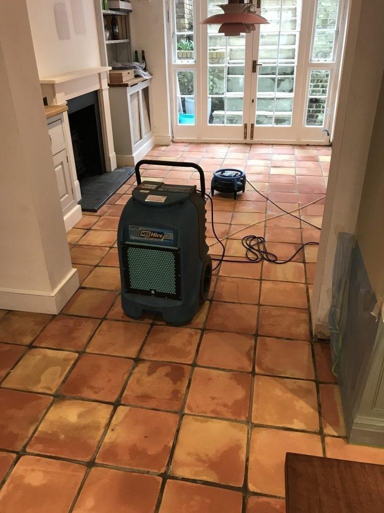 terracotta floor restoration islington 5