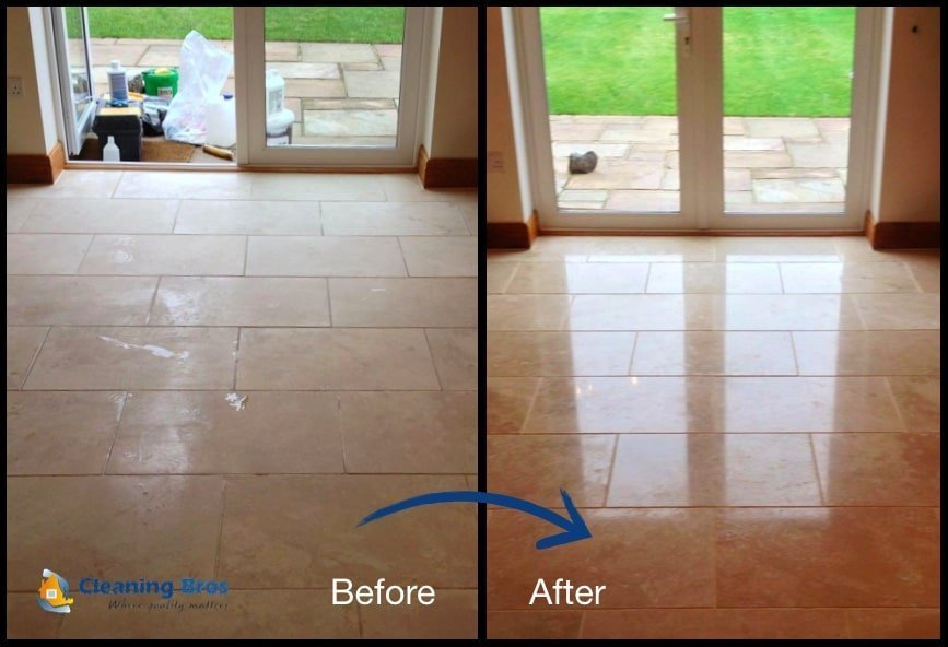 Marble Floor Cleaning & Polishing in Essex & London